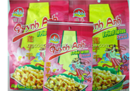 New product - Quynh Anh Crispy Lotus Seed Chips 100g Bag/ Wholesale snack /Vegetable Snacks / Dried