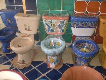 Talavera Wc Toilets With Any Design! - Buy Talavera Toilet Product ...