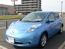 Popular and Right hand drive nissan cars for sale LEAF X 2012