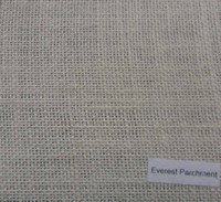 bleached 100% natural finish burlap fabric