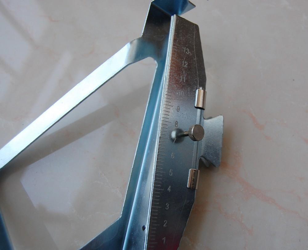 Jx9000 Durable Abrazadera Caza Flechas Con Plantilla Palo Plumas ...