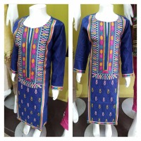 Kids Kurtis | Children Tunics | Girls Cotton Kameez | Princess Kurta