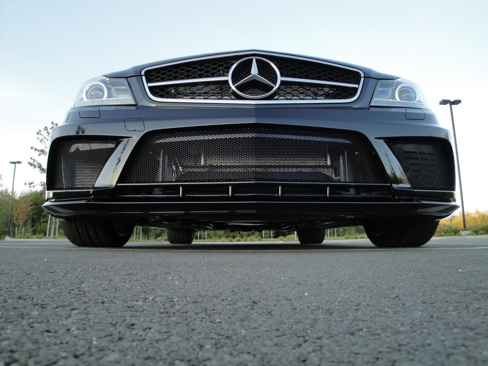 Bestseller! Body Kit for Mercedes-Benz W204 Coupe C C63 AMG Facelift (New Design)