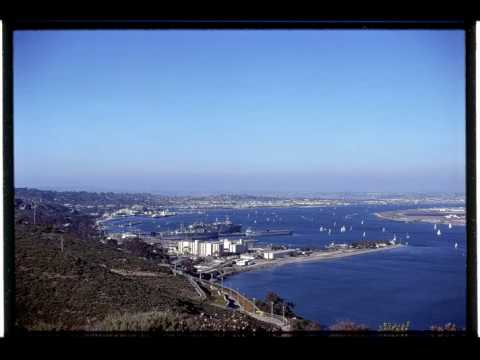 NORTHERN SAN DIEGO BAY - SAN DIEGO, CALIFORNIA - 1979