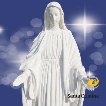 Catholic Grace Virgin Mary Garden Statue 2.1m, Maria. Jesus,Madonna, Gesu