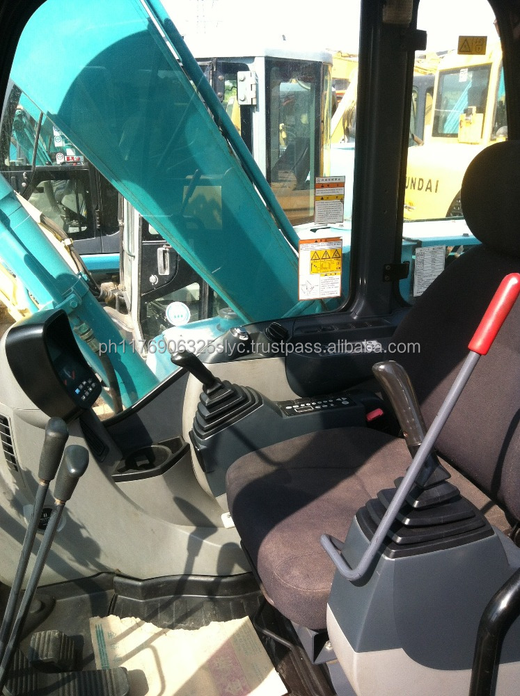 small machine good quality japan made Used kobelco sk60-8 excavator for sale