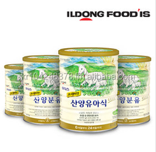 [ILDONG FOODIS]made in New Zealand,designed by Korea Premium Goat Milk Formula Step 1~4 Organic baby Milk Powder Infant Formula
