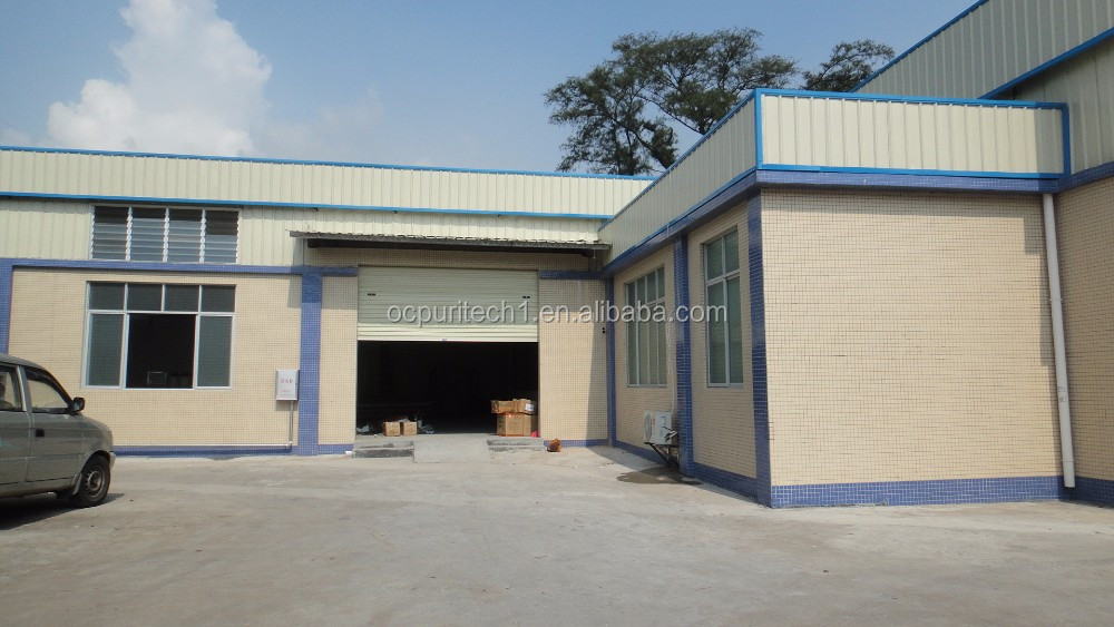 Industrial Pretreatment Water Plant for Agricultural Irrigation, Chemical, Petroleum,Metallurgy, Mining Industries