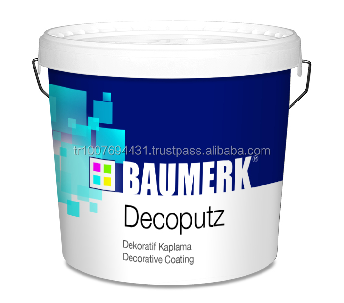 Decorative Exterior Coating