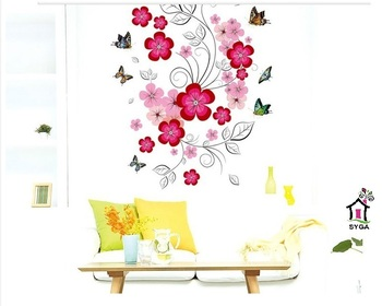 SYGA 3D WALL STICKERS