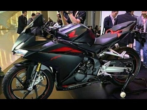 Sosok Honda CBR250RR di Indonesia Super GAGAH - Honda CBR250RR revealed in Indonesia