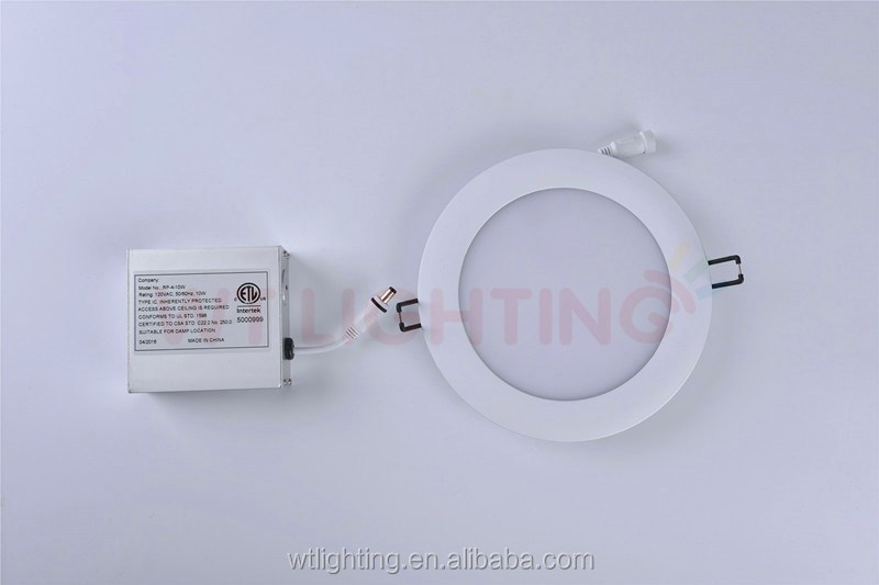 4inch 10watt type ic rated isolated internal driver in