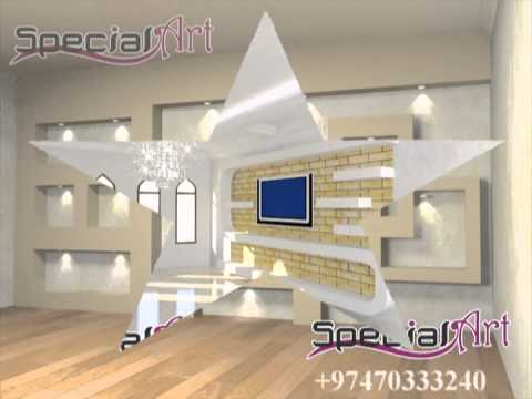 GYPSUM BOARD AND PARTITION DESIGNS
