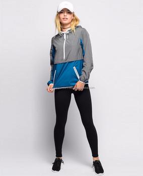 1b400fcf2 Foldaway waterproof Nylon Rain Jacket nylon windbreaker with pouch bag