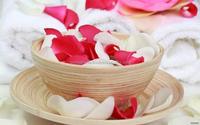 Natural Red Rose petal powder at your door step