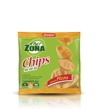 EnerZona Chips 40-30-30 Gusto Pizza 1 Envelope 23g