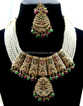 Some Known Incorrect Statements About Punjabi Jadau Jewellery