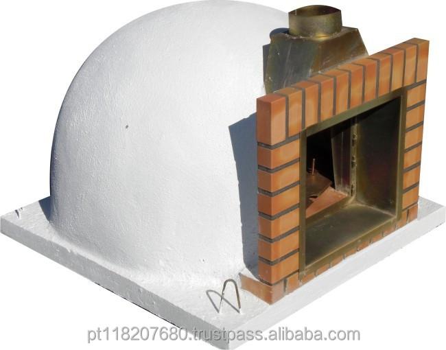 holzofen pizza ofen kamin porto 120cm. Black Bedroom Furniture Sets. Home Design Ideas