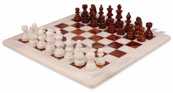 Cheap price marble chess set with figure buy marble - Inexpensive chess sets ...