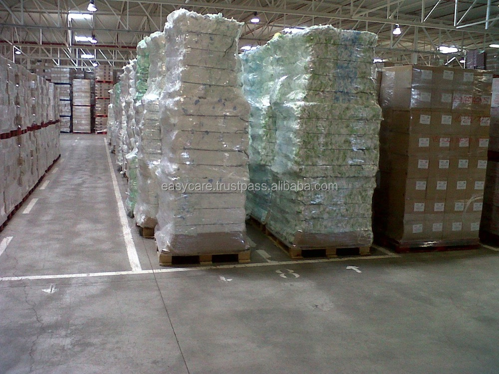 Baby Diapers in Bales made in EU (EUR1)