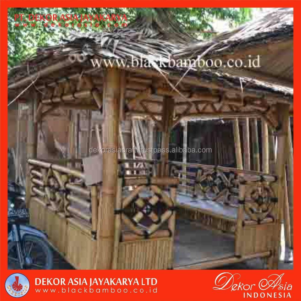 Scegliere produttore alta qualità bambù giardino gazebo e bambù ...