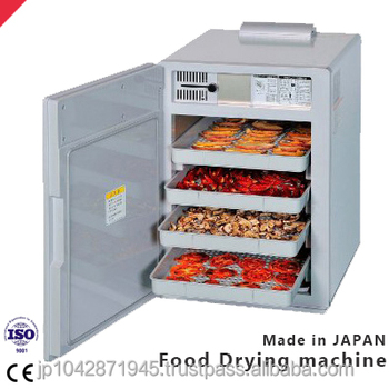4 Rayers Fruit Vegetable Herb Drying Machine Made In Japan