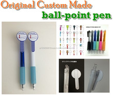 High quality Japanese ball pen with custom logo , leather goods also available