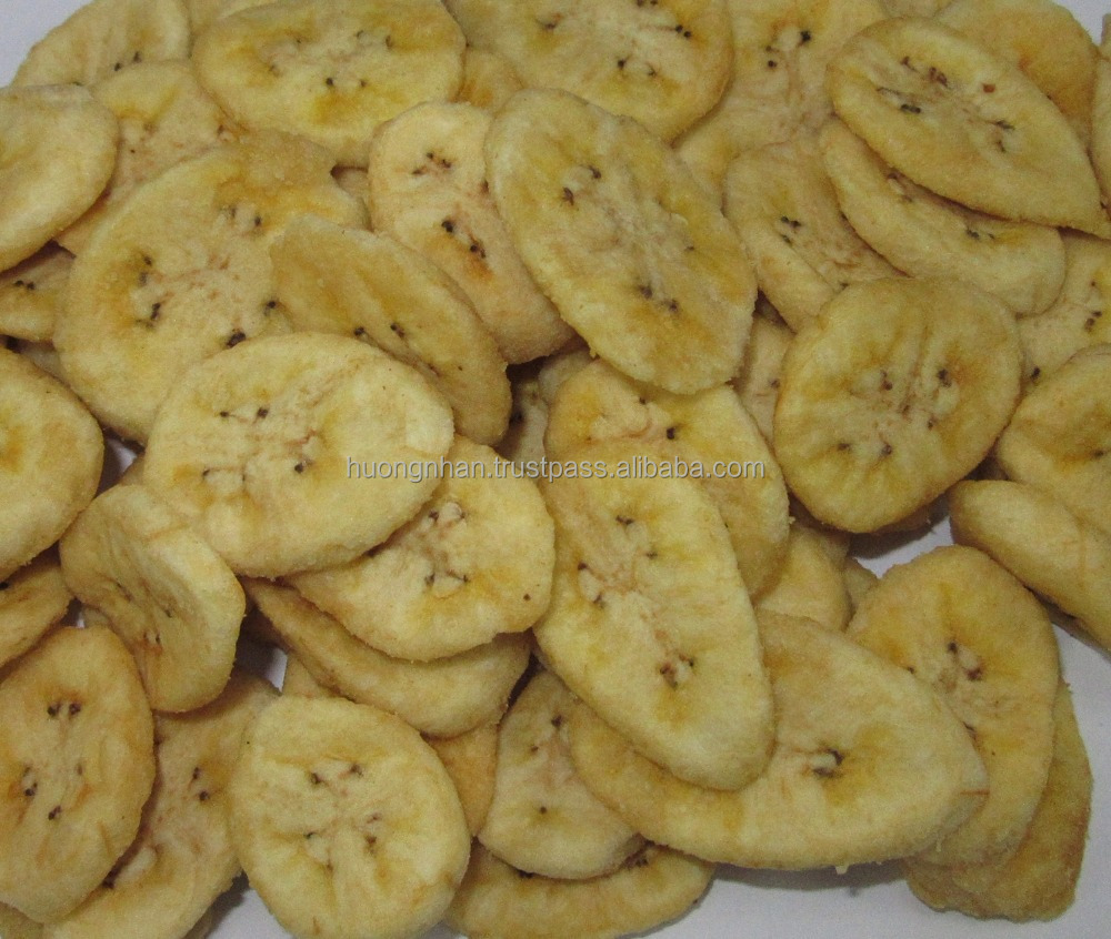Banana Fruit Chips