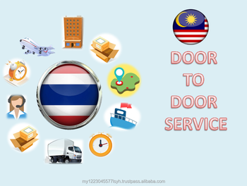 Delivery Thailand To Malaysia Door To Door Express Small Parcel Import  Export - Buy Small Parcel,Handling,Express Product on Alibaba com