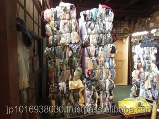 Used/Second hand mixed Male & Female clothes/clothing in bales exported from Japan TC-010-142