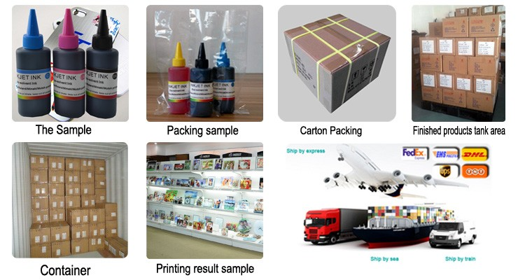 Factory directly supply liquid sublimation coating for acrylic and 100% cotton