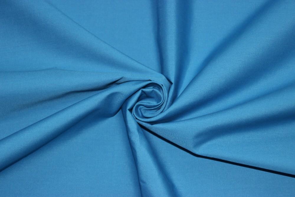 plain woven dyed 100% cotton poplin uniform fabric