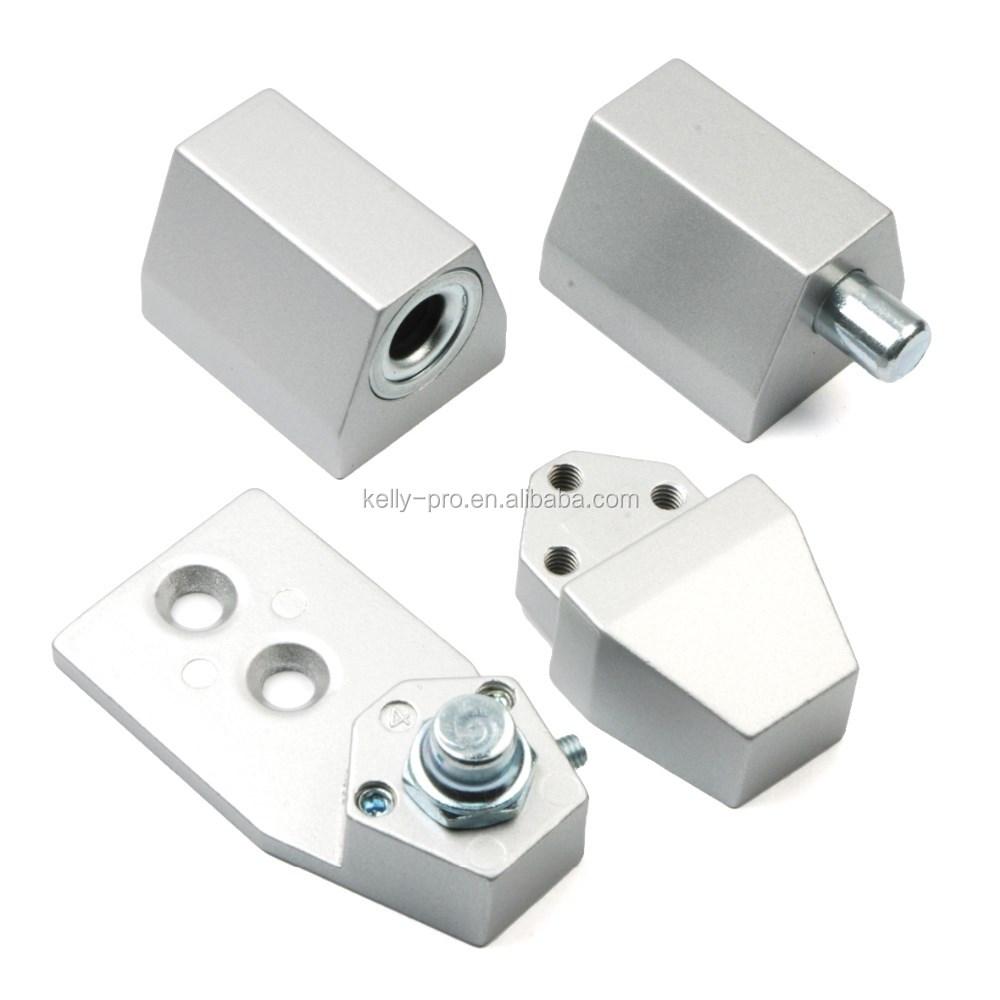 Commercial Door Aluminum Offset Pivot Hinge Set Pivot Door
