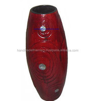 4621260216 100% handmade Ceramic Lacquer Decoration Vase