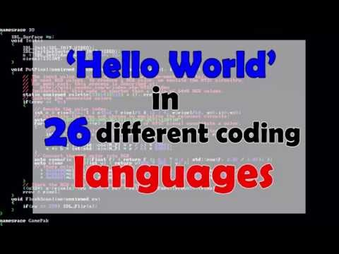 Cheap Types And Programming Languages Find Types And Programming - Types of languages in the world