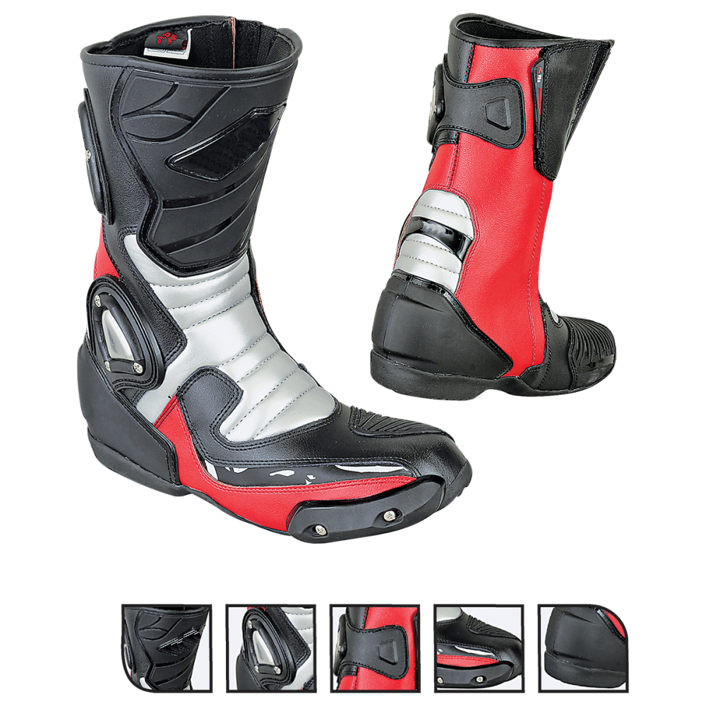 Used motorcycle boots motorcycle riding boots motorcycle Police motor boots
