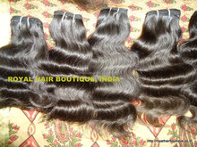 Full cuticle 8A brazilian hair weaving, Natural Color brazilian hair bundles, Unprocessed hair