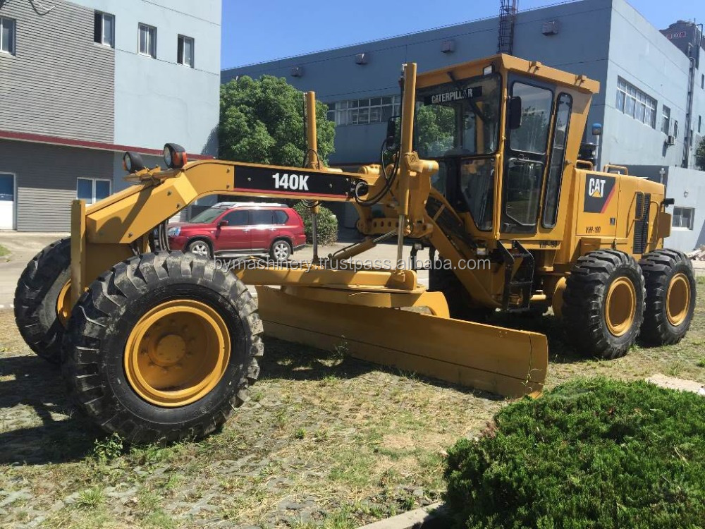 used 140K motor grader / new style 140K road grader machine