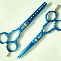 Set of Titanium Hair Scissors
