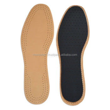 Vegetable Tanning Sheep Leather Insoles Buy Leather Insoleslatex