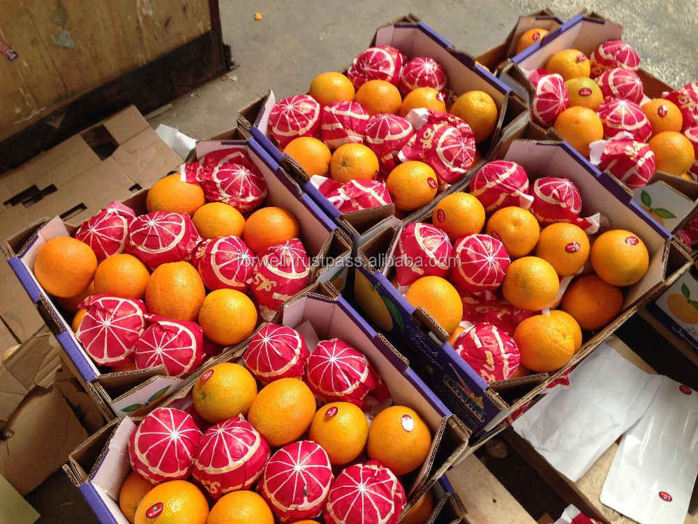 New Orange Produce with Delicious taste