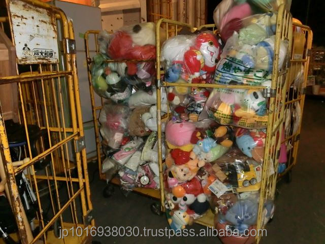 Japan used toys/baby items/plastic items wholesale by 40 FT HQ container exported from Japan TC-009-123