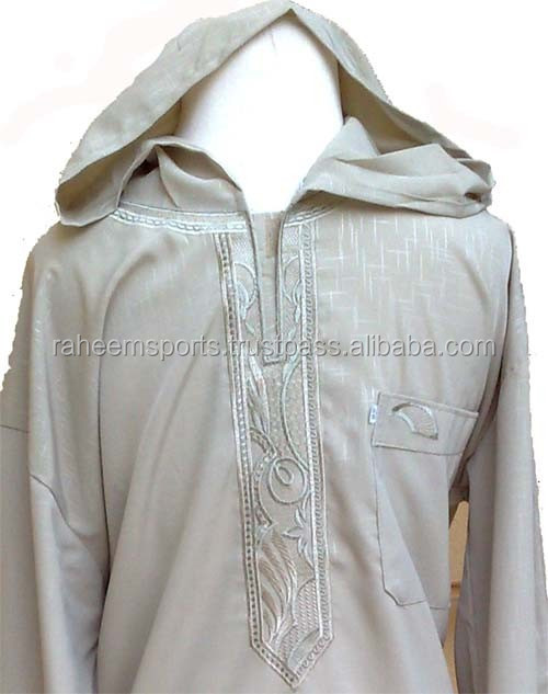 Arabic Dress - Black Saudi Style 2014