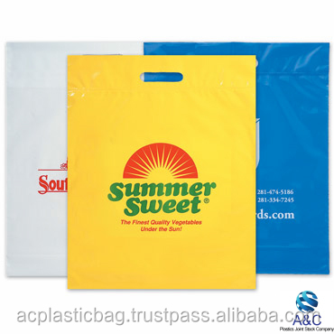 A&c Main Product 100% Quality Guarantee Die Cut Plastic Bag Cheap ...