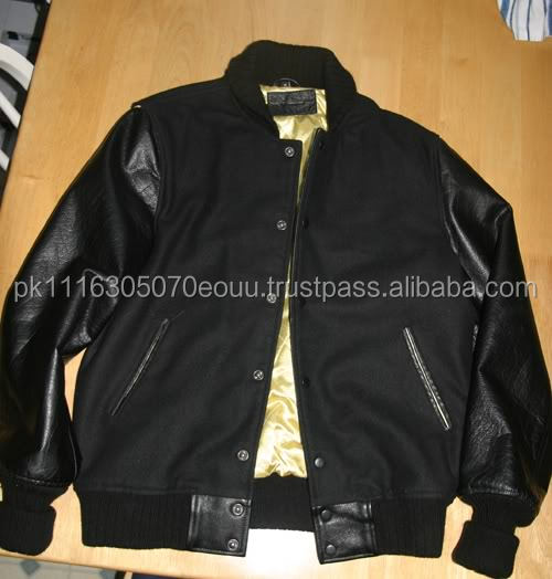 Custom All wool varsity college jacket /wholesale varsity streetwear jacket/AT NOKI