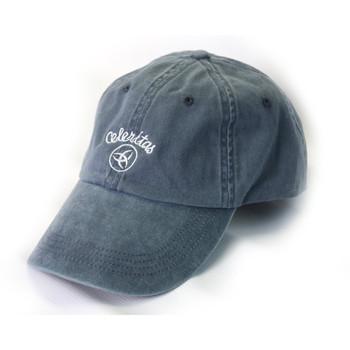 Celeritas Sports Navy Blue Baseball Cap  white Logo - Buy Celeritas ... 687d0682c1