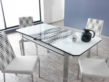 2015 weiß moderne erweiterbar kompakte esstisch und stühle für, Esstisch ideennn