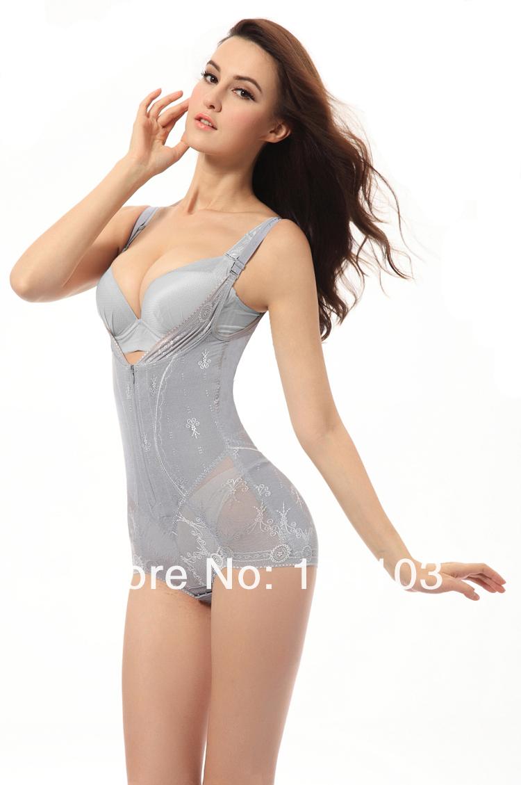 381e04ee2a Wholesale-Fashion Women Shapewear Slimming Seamless Body Shapers Underwear  bodyshaper best Bodysuit Corset Lingerie