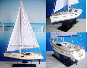 Wooden Jeanneau Sun Odyssey 45ds Price Sailing Boats/ Wooden Sailing Boats/  Ship Model - Buy Wooden Jeanneau Sun Odyssey 45ds Sailing Boats,Wood Model