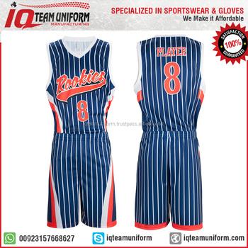 407597baad04 Cheap Reversible Basketball Jerseys Sublimated Custom Basketball Jersey